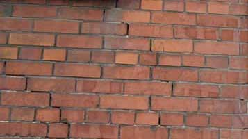 dirty bricks