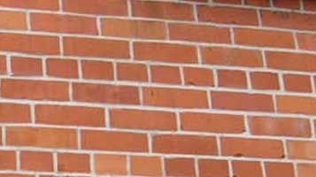 clean bricks